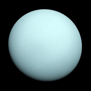 Planet Uranus, for making this world a better world