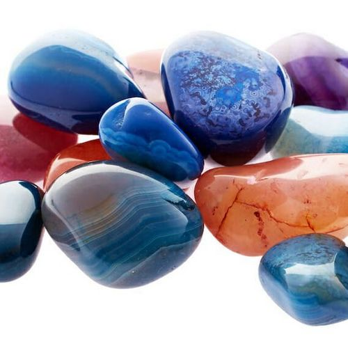 Gemstones Spiritana, etheric gemstones of high vibration